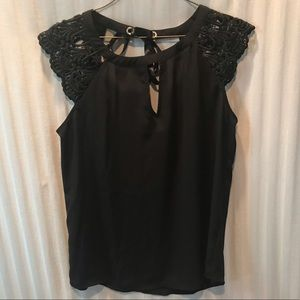NWT Express Sleeveless Top